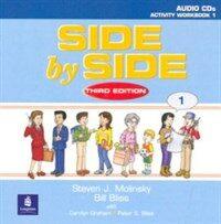 Ve Side by Side 1 3e CD's of Wrkbk (2) (Audio CD, 3, Revised)