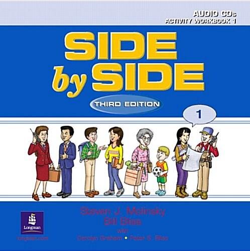 Ve Side by Side 1 3e CDs of Wrkbk (2) (Audio CD, 3, Revised)