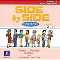 Side by Side 2 Activity Workbook 2 Audio CD (2) (Audio CD, 3)