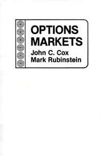 Options Markets (Paperback)