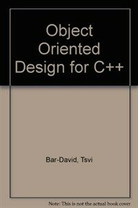 Object-oriented design for C++