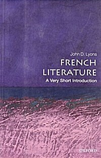 French Literature: A Very Short Introduction (Paperback)