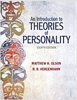 An Introduction to Theories of Personality (Hardcover, 8)