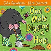One Mole Digging a Hole (Paperback)