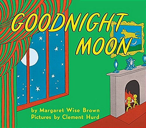 Goodnight Moon (Board Books)
