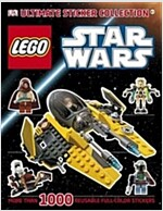 Ultimate Sticker Collection: Lego Star Wars (Paperback)