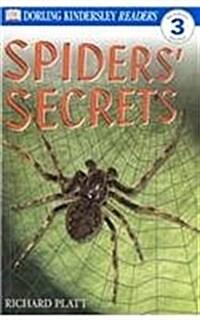 Spiders Secrets (Prebound)