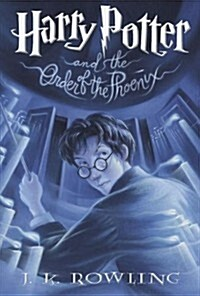 Harry Potter and the Order of the Phoenix (Prebound)