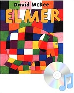 Pictory Set 2-23 / Elmer (Paperback & CD)