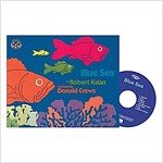 Pictory Set PS-19 / Blue Sea (Paperback + Audio CD)