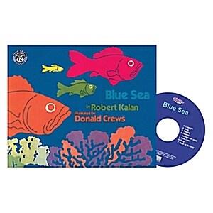 Pictory Set PS-19 / Blue Sea (Paperback + Audio CD)
