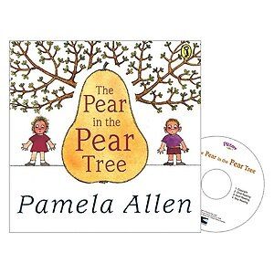 Pictory Set 2-09 / The Pear in the Pear Tree (Paperback + Audio CD)