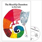 Pictory Set 2-14 / The Mixed-up Chameleon (Paperback + Audio CD)