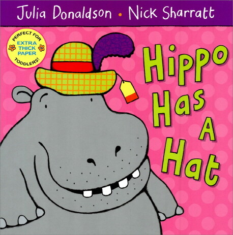 Pictory Set PS-49 / Hippo Has a Hat (Book + CD)