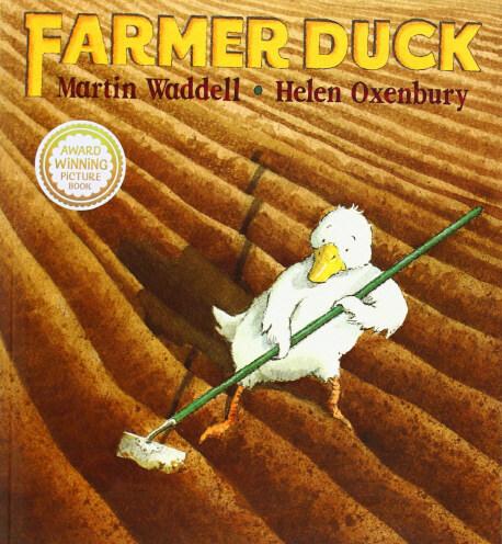 Pictory Set 2-25 / Farmer Duck (Paperback + CD)