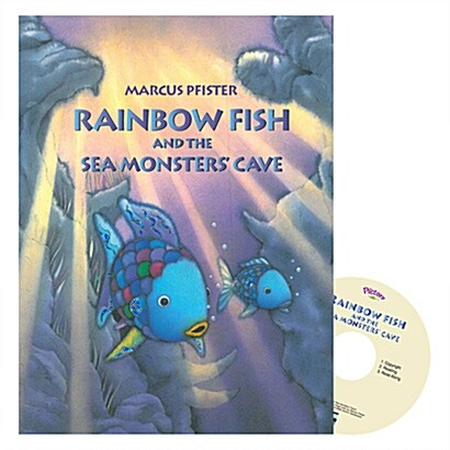 Pictory Set 3-30 / Rainbow Fish and the Sea Monsters Cave (Book + Audio CD)