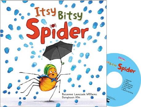 Pictory Set 마더구스 1-05 / Itsy Bitsy Spider