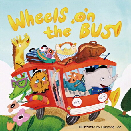 Pictory Set 마더구스 1-08 / Wheels on the Bus