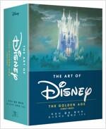 디즈니 골든 에이지 포스트카드 컬렉션 100 : 디즈니 명작 아트 엽서북