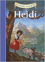 Classic Starts(r) Heidi (Hardcover)