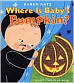 Where Is Baby's Pumpkin? (Board Books)