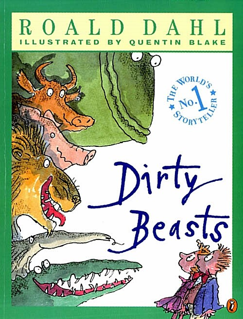 Dirty Beasts (Paperback)