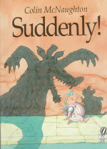 Suddenly!: A Preston Pig Story (Paperback, Voyager Books)