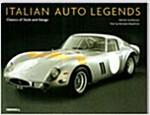 Italian Auto Legends (Hardcover, 1st)
