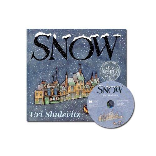 노부영 Snow (Paperback + CD)