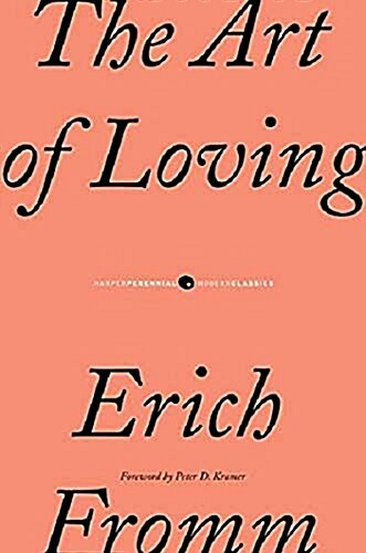 [중고] The Art of Loving (Paperback)
