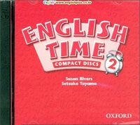 English Time 2: Audio CD (CD-Audio)
