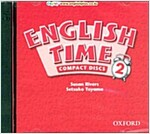 English Time 2: Audio CD (CD-Audio)