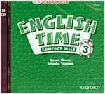 English Time 3: Audio CD (CD-Audio)