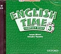 English Time 3: Audio CD (CD-Audio)