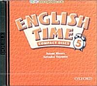 English Time 5: Audio CDs (2) (CD-Audio)