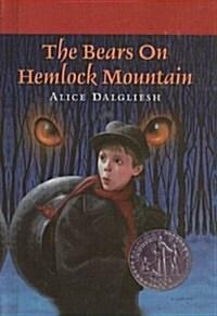 The Bears on Hemlock Mountain (Prebound)