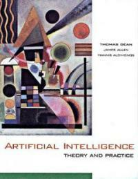 Artificial intelligence : theory and practice