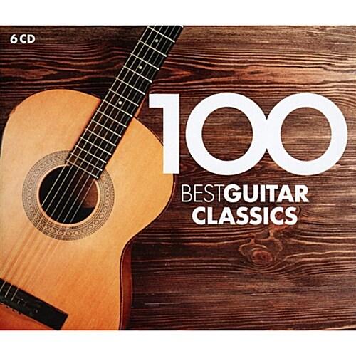[수입] 베스트 기타 클래식 100 [6CD]