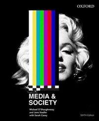 Media and Society (Paperback, 6)