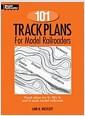 [중고] 101 Track Plans for Model Railroaders (Paperback)