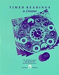 Timed Readings in Literature: Book Five (Paperback)