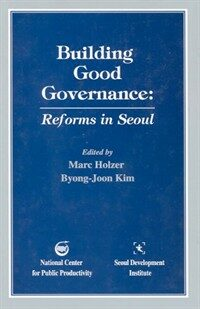 Building good governance : reforms in Seoul