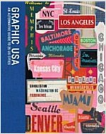 Graphic USA: An Alternative Guide to 25 Us Cities (Paperback)