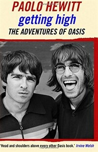 Getting High: the Adventures of Oasis (Paperback)
