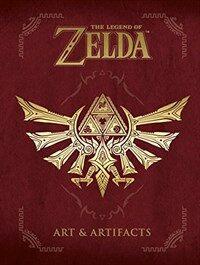The Legend of Zelda: Art & Artifacts (Hardcover)