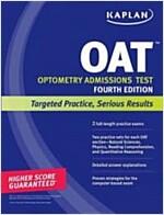 Kaplan OAT (Paperback, 4th)
