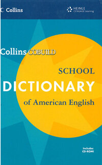 Collins Cobuild School Dictionary of American English (Hardcover, 1st)
