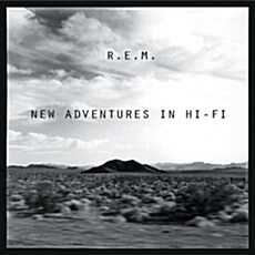 [수입] R.E.M. - New Adventures In Hi-Fi