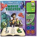 Disney Pixar Amazing Adventures (Hardcover, NOV)