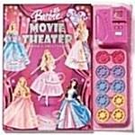 Barbie Movie Theater Storybook & Movie Projector (Hardcover, INA, NOV)